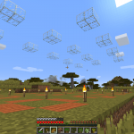 Minecraft バグ発生!?植林場を作ろう