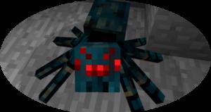 minecraft_cave_spider-fed62500418f48940a841666a7336b54a6005ee867e590bf0d9ce022c090fa76
