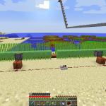 Minecraft 半自動サトウキビ畑作り
