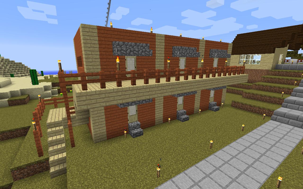 作り方 マイクラ 村