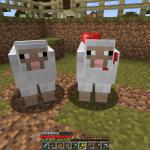 Minecraft 羊が逃げ出さない羊牧場の作り方