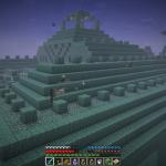 Minecraft ついに突入海底神殿!!唯一無二のブロックは見つかるのか!?