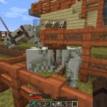 Minecraft アップデートが来た!骸骨のウマにスィープ攻撃!?