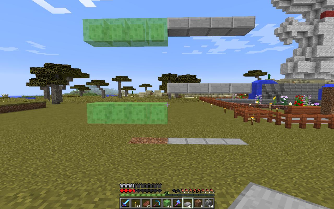 Minecraft 効率よくスライムボールを集めるトラップとは<前編>