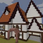 Minecraft 今までの集大成!本気の建築!!<後編>