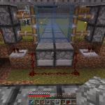 Minecraft 簡単に作れる自動ドアの紹介