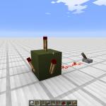 Minecraft ものすごくよく分かるNOT回路