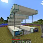 Minecraft 海底トンネルへと続く地下駅作り ちょっとした工夫が光る!?