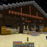 Minecraft 本物そっくり!こだわり馬小屋