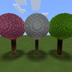 Minecraft マイクラでお花見はいかが?