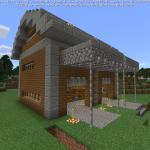 Minecraft 見た目と使いやすさを両立した倉庫作り