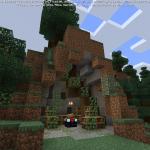 Minecraft エンチャントテーブルをファンタジーテイストに仕上げる