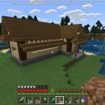 Minecraft 縁側の似合うお家が作りたい!初めての和風建築に四苦八苦!?<前編>