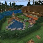 Minecraft 縁側の似合うお家が作りたい!初めての和風建築に四苦八苦!?<後編>