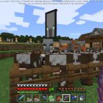 Minecraft 村人を守れ!襲撃イベント!!