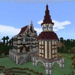 Minecraft 視覚情報量満載のオシャレな塔を作ろう<後編>