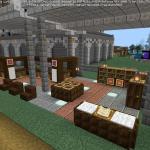 Minecraft 拡張自在の商店街を作ろう<本屋さん編>