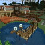 Minecraft まるでリゾート!みんなでワイワイする別荘づくり<後編>